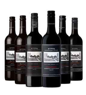 Black Label Cabernet Vertical (2012-2017)