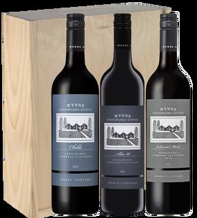 Single Vineyard Gifting Trio