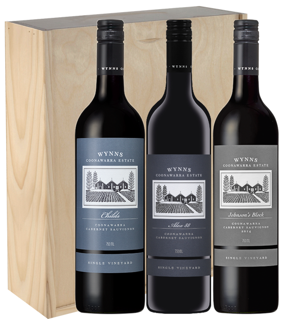 Single Vineyard Gifting Trio