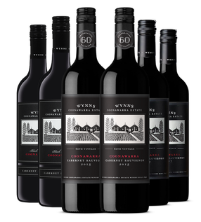Black Label Cabernet Vertical Selection