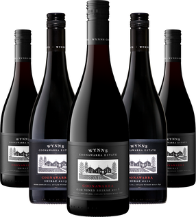 Black Label Shiraz Vertical